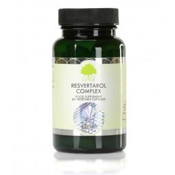 Resveratrol kompleks, 60 kapsul