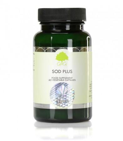 SOD plus (Superoksid dismutaza), 60 kapsul
