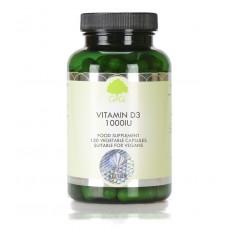 Vitamin D3 1000iu, 120 kapsul
