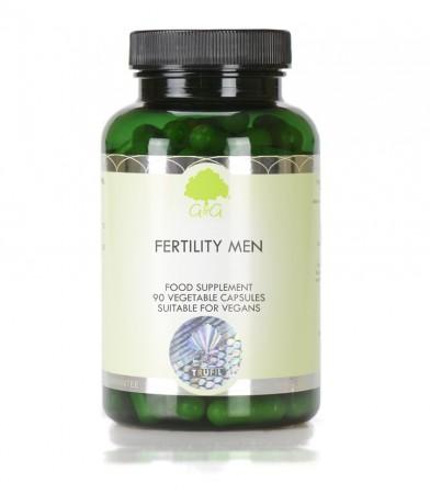 Sinergija za plodnost, moški, 90 kapsul