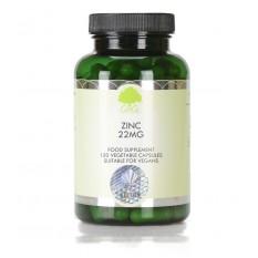 Cink (pikolinat), 22 mg, 120 kapsul